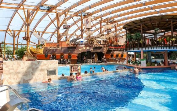 Aquapark Tatralandia najdete jen 2,5 km od ubytování