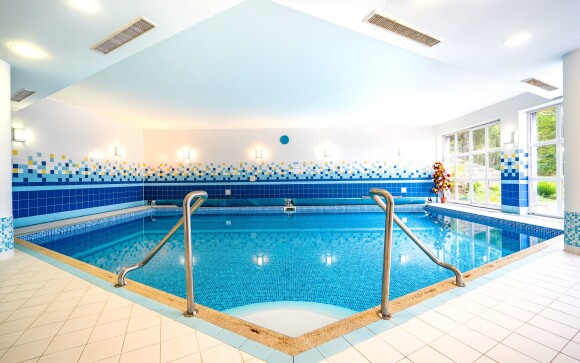 Využite neobmedzený vstup do hotelového bazénu