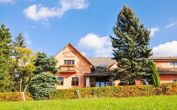 Hotel Sirákov *** obklopený prírodou Beskýd, Valašsko