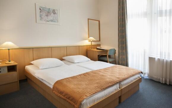 Ubytovaní budete v izbe Standard