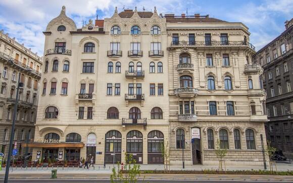 Buďte blízko všetkým pamiatkam, City Hotel Matyas, Budapešť