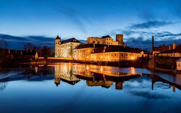 Hrad a zámek v Jindřichově Hradci