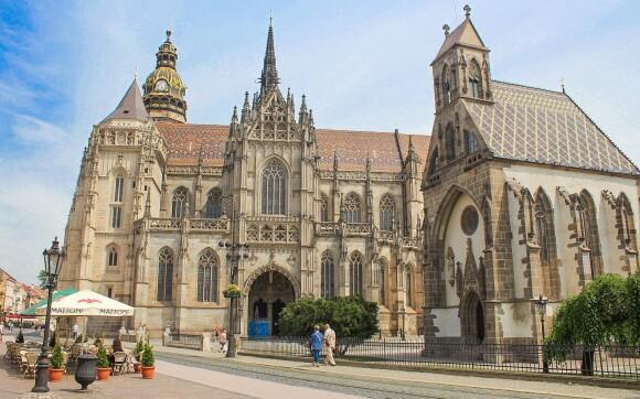 Užijte si dovolenou v Košicích, Slovensko