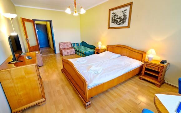 Komfortní pokoje, Hotel Satelit ***, Piešťany
