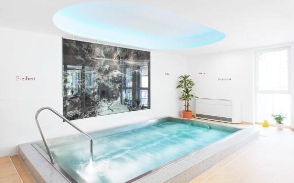 Vnútorný bazén, Hotel Payerbacherhof *** Superior