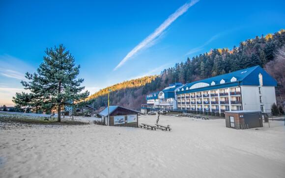 Hotel Plejsy v Slovenskom raji