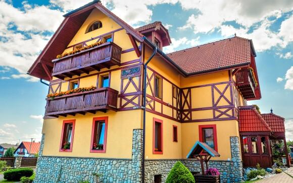 Penzión Baďo leží v skvelej lokalite Vysokých Tatier