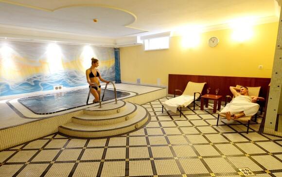 Doprajte si zaslúžený relax vo wellness Hotela Tilia