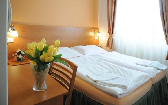 Interiéry pokojů, Hotel Apollon ***, Valtice