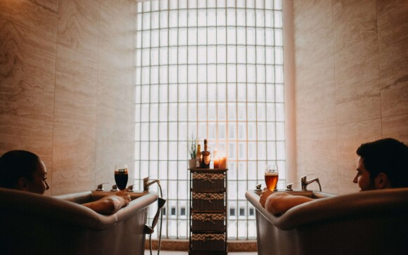 Relaxačné kúpele, Welness Červený Mlýn Tišnov ***