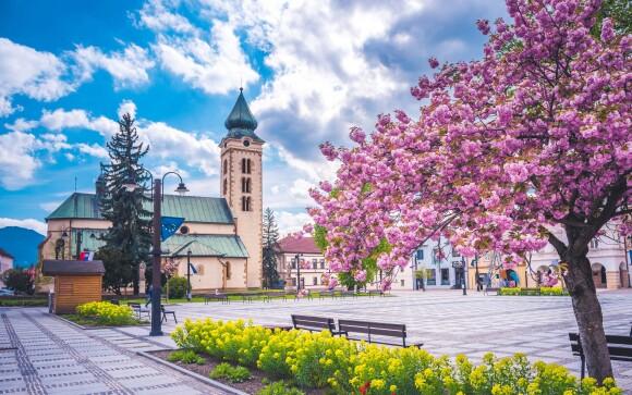 Objevte všechny krásy regionu Liptov, Hotel Klar