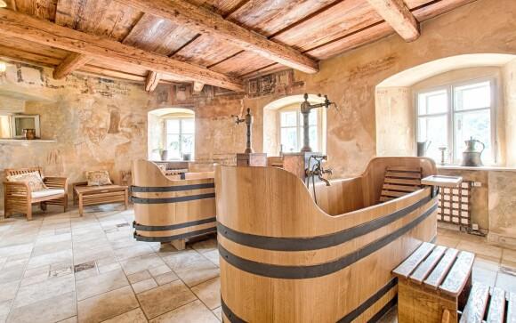 Pivný kúpeľ, Lašské pivní kúpele, Hotel Štramberk ****