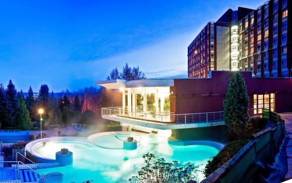 Zažite ten najlepší pobyt v Ensana Thermal Aqua Health Spa