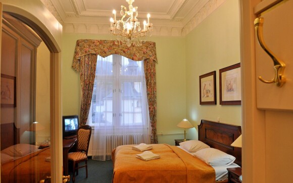 Ubytovaní budete v komfortných izbách