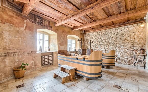 Pivný kúpeľ, Lašské pivní kúpele, Štramberk