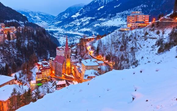 Užite si všetky zimné radovánky, ktoré Bad Gastein ponúka