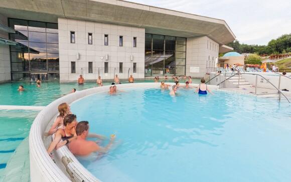 Kúpele Nosztalgia v Egerszalók