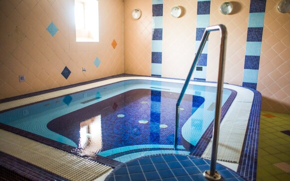 Užijte si termální vodu i léčebné procedury v Kúpelích Číž
