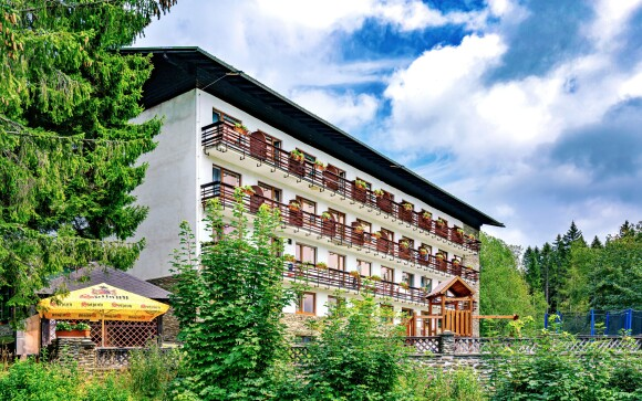 Hotel Stella, Šumava, južné Čechy