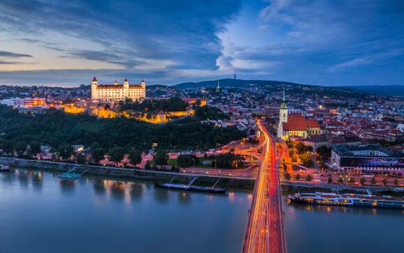 Vydejte se do Bratislavy za památkami, nákupy a zážitky