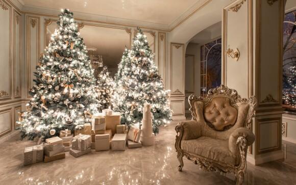 Užite si parádnu Vianoce v zámockom hoteli