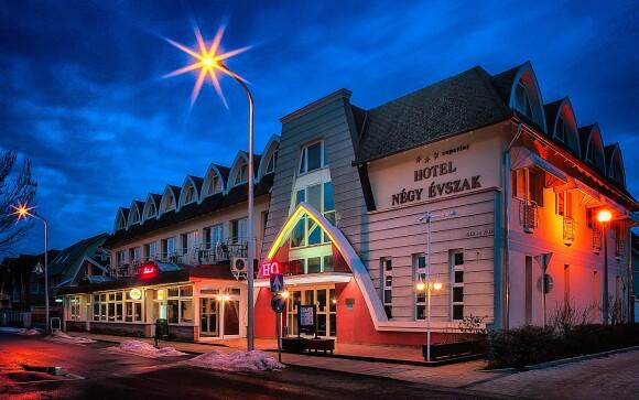 Hotel Négy Évszak Superior ***, Hajdúszoboszló, Maďarsko