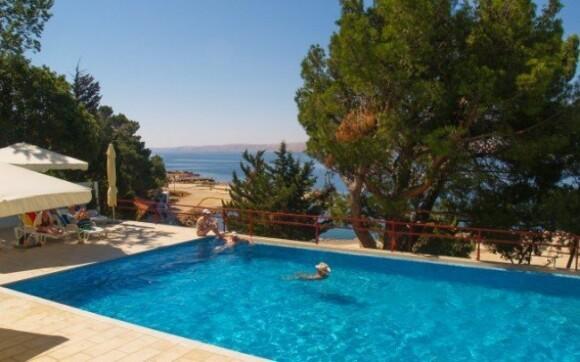 Chorvatsko All Inclusive pro CELOU RODINU v hotelu na pláži v Severní Dálmácii