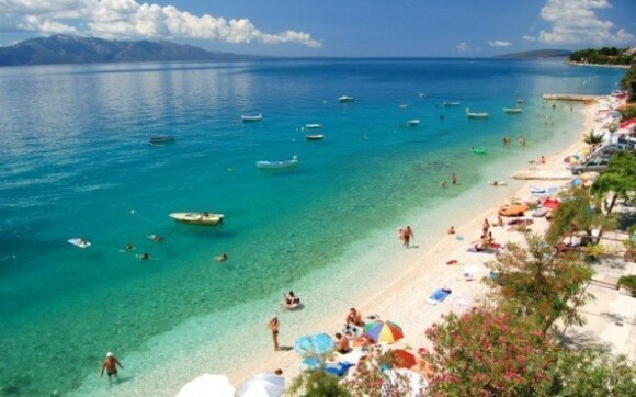 Chorvatské pláže jsou pověstné svojí čistotou