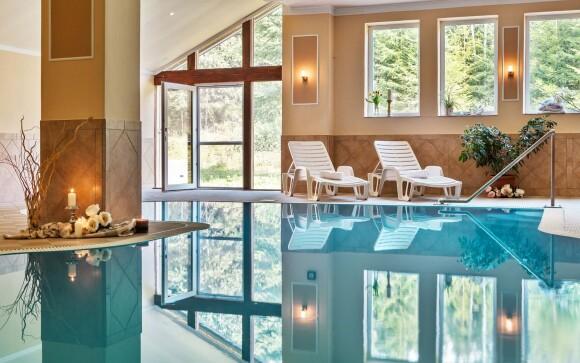 Oddýchnite si v novom wellness s bazénom, saunami i vírivkou