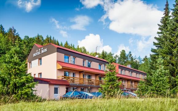 Hotel Bon, Tanvald, Jizerské hory, hotel roka