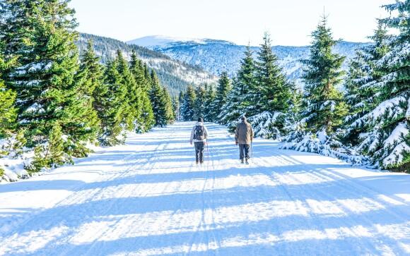 V Krkonošiach si zimu užijete naplno, Hotel U Zvonu ***