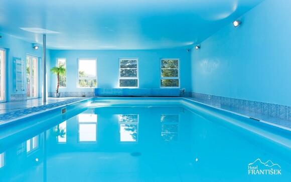 Zaplávajte si bazéne priamo v Hoteli František