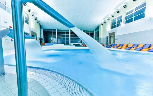 Doprajte si skvelú zábavu i relax v Aquaparku Senec