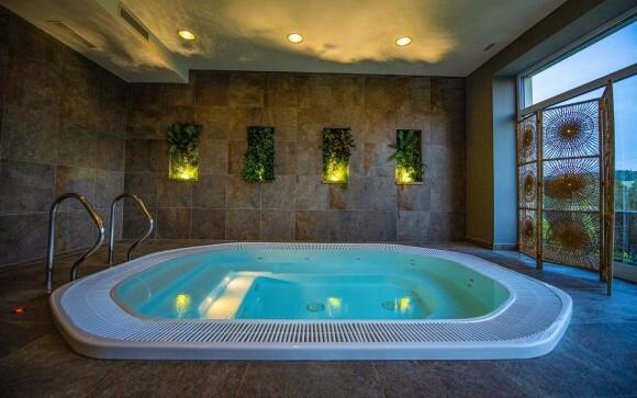 Privátní vstup do wellness, Resort Vyhlídka Šlovice