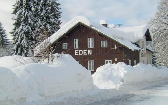 Penzión Eden nájdete v krkonošskom meste - Harrachove