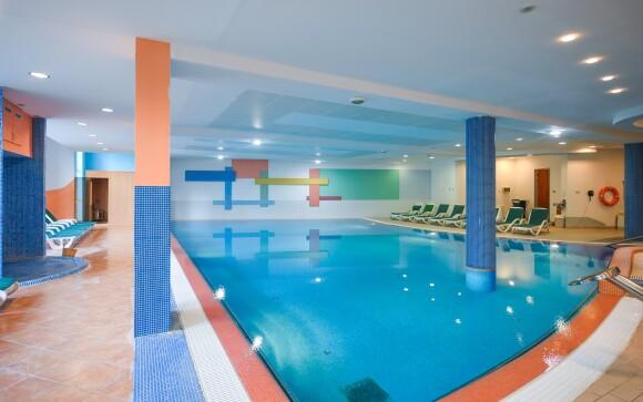 Bazén vo wellness, Hunguest Hotel Répce GOLD ****, Bük