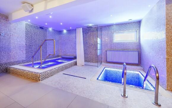 Wellness s vírivkou v Hoteli Marie-Luisa *** Praha