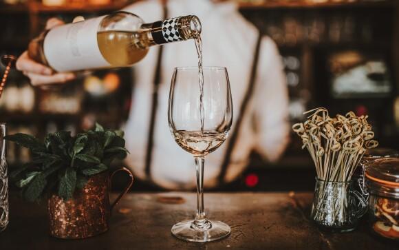 Degustácia vína z rodinného vinárstva, Dolní Věstonice