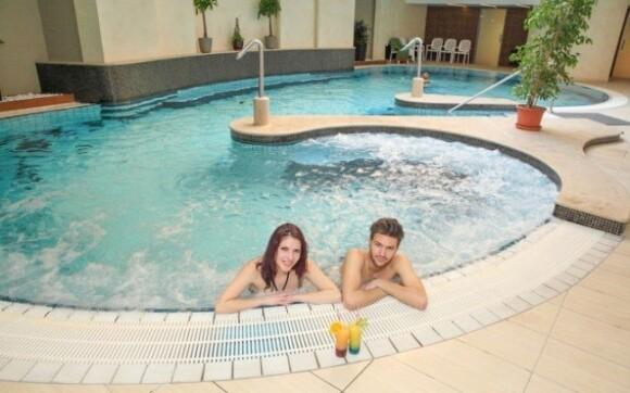 Relaxujte v krásném prostředí hotelu Palace
