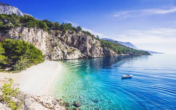 Užijte si skvělý pobyt v Chorvatsku u moře