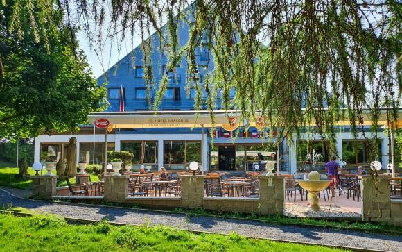 Hotel Krakonoš, Mariánské Lázně, relaxačný pobyt