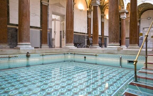 Navštívte originálne Rímske kúpele