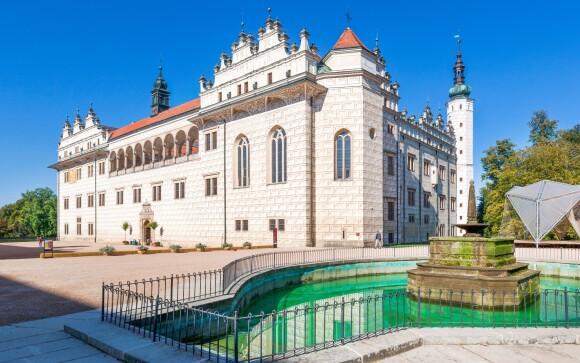 Navštivte rodiště Bedřicha Smetany, Litomyšl - UNESCO