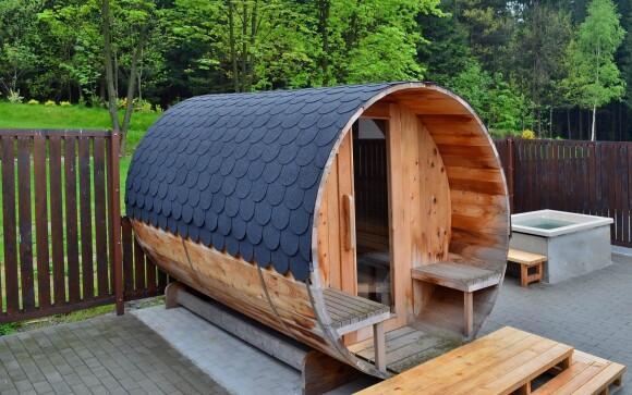 Privátna sauna Hotel Na Dolině *** Frenštát pod Radhoštěm