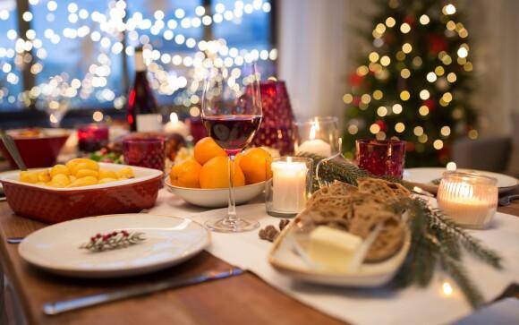 Užijte si gurmánský vánoční pobyt