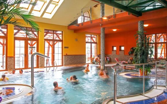 Ubytujte se blízko aquaparků Bešeňová i Tatralandia