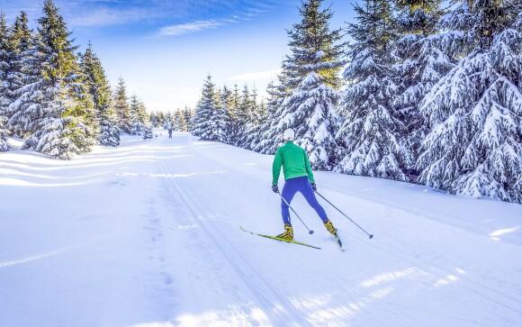 Biele Karpaty sa oplatí preskúmať aj na bežkách