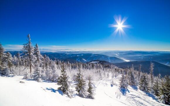 Valašsko je krásne aj v zime
