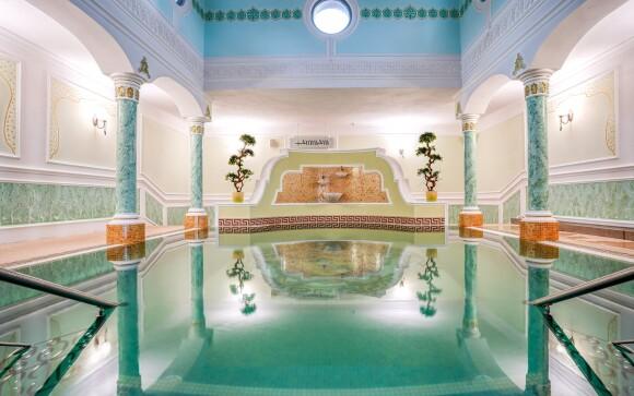 Doprajte si relax aj vo Wellness Aquamarin, Podhájska