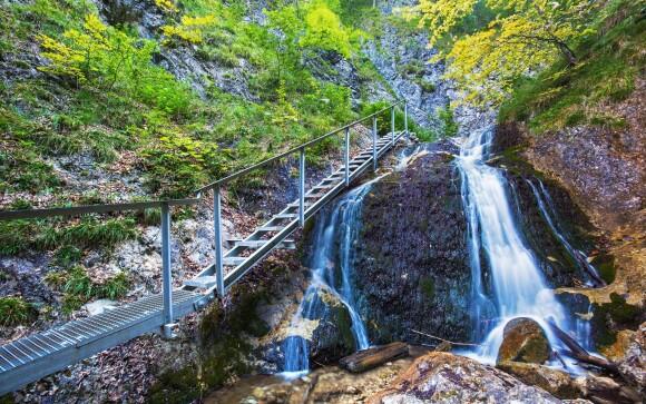 Slovenský raj je krásny v každom ročnom období